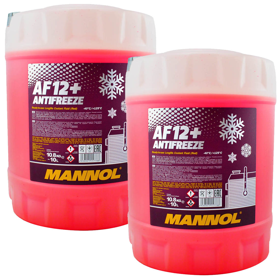 20 liter mannol k hlerfrostschutz rot g12 antifreeze 40. Black Bedroom Furniture Sets. Home Design Ideas