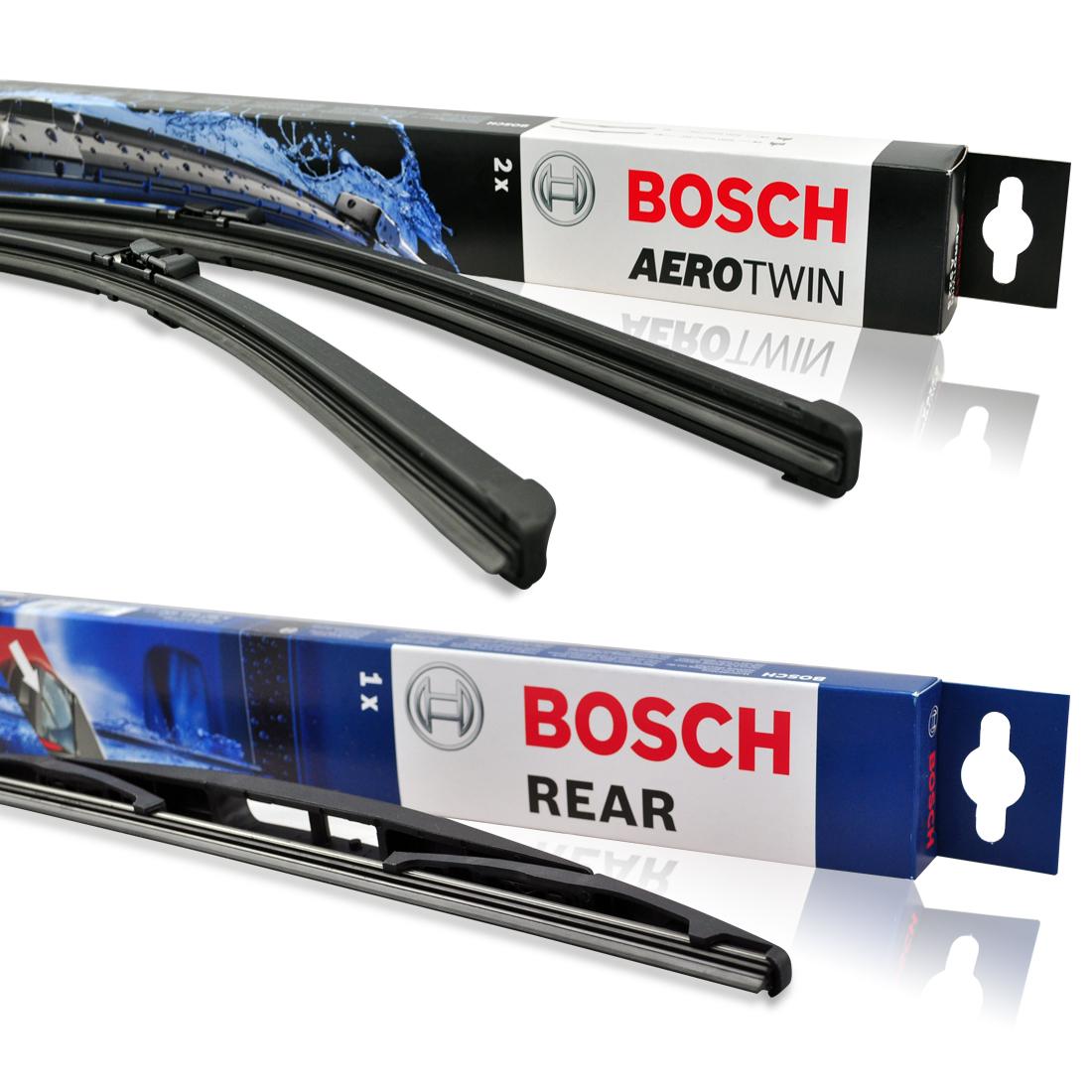 10x 70cm Scheibenwischergummi Wischerblatt für Bosch Aerotwin OPEL